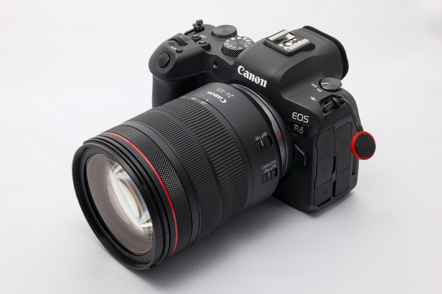 フルサイズ機 Canon EOS R6