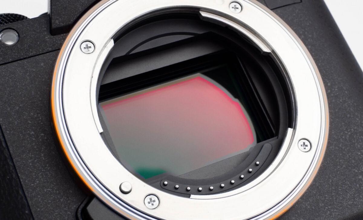 イメージセンサーの大きさの違いと画角の変化